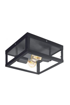 Eglo Alamonte 94832 plafondlamp zwart