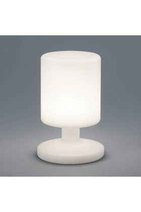 Trio Barbados R57010101 terraslamp wit