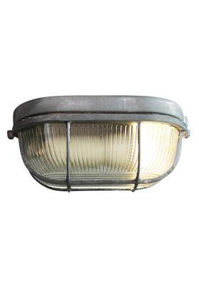 Brilliant Bobbi 94458/70 wand/plafonlamp beton