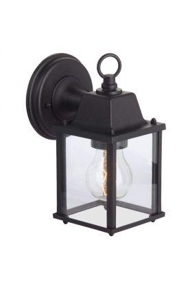 Brilliant Irvin 96186/06 wandlamp zwart