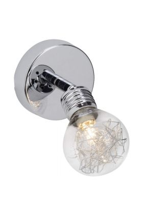 Brilliant Bulb 21210/15 wandlamp chroom
