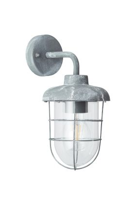 Brilliant Carlisle 96288/70 wandlamp beton