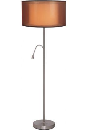 Freelight Damento S1216S vloerlamp staal