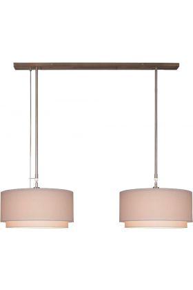 Freelight Diritto H6902S hanglamp staal