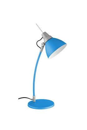 Brilliant Jenny 92604/03 bureaulamp blauw