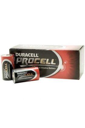 Duracell Procell Staaf D Batterij 1,5v 10 stuks