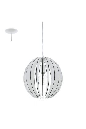 Eglo Cossano 94438 hanglamp wit