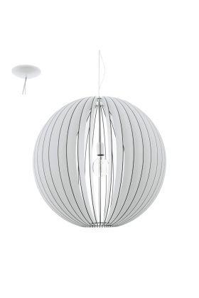 Eglo Cossano 94441 hanglamp wit