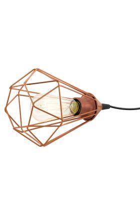 Tafellamp Eglo Tarbes 94197 koper