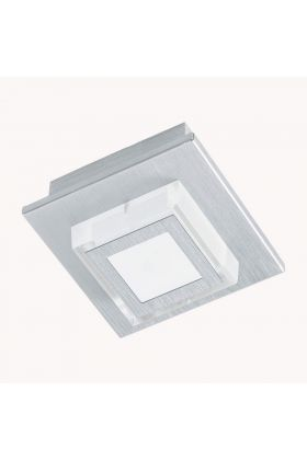 Eglo Masiano 94505 plafonnière aluminium