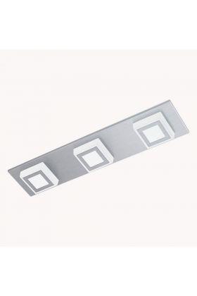 Eglo Masiano 94507 plafonnière aluminium