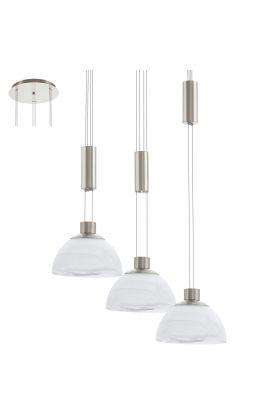 Eglo Montefio 93467 hanglamp wit