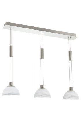 Eglo Montefio 93468 hanglamp wit
