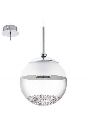 Hanglamp Eglo Montefio 93708 chroom