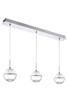Hanglamp Eglo Montefio 93784 chroom