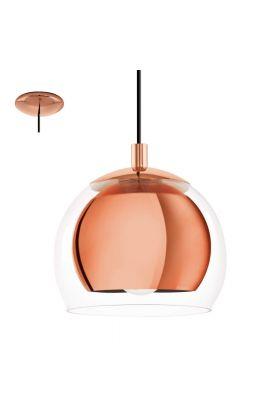 Eglo Rocamar 94589 hanglamp koper