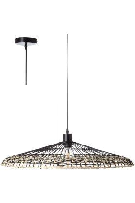 Hanglamp Fixi bamboe 60cm