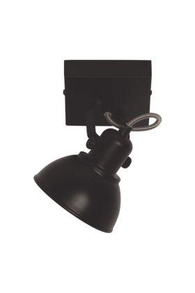 Freelight Santo PL7601Z spot zwart