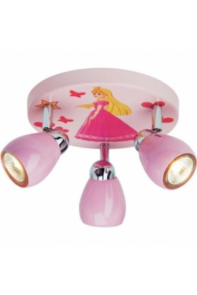 Brilliant Princess G55934/17 plafondlamp roze