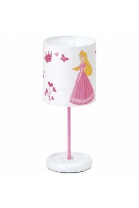 Brilliant Princess G55948/17 tafellamp roze