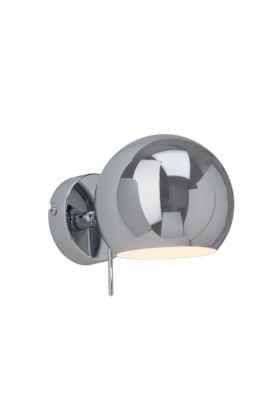 Brilliant Bowl G93988/15 wandspot chroom