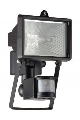 Brilliant Tanko G96162/06 sensorlamp zwart