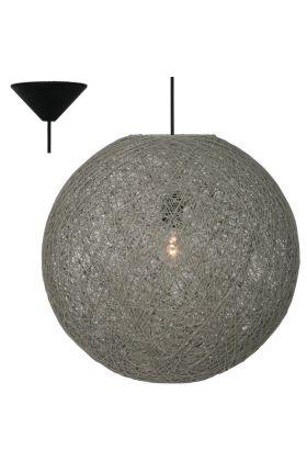 Freelight Abaca H1252G hanglamp grijs