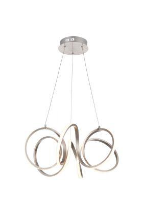 Freelight Raffinato H1350S hanglamp staal