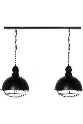 Freelight Vicenza H2452Z hanglamp zwart