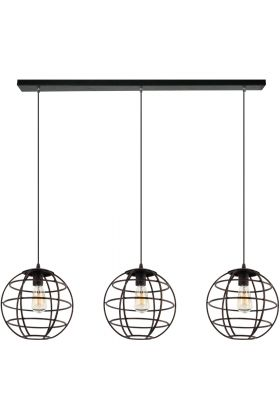 Freelight Pianeta H2833G hanglamp goud