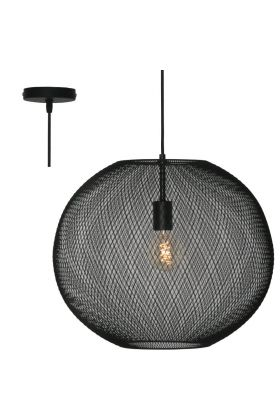 Freelight Noa H3211Z hanglamp zwart
