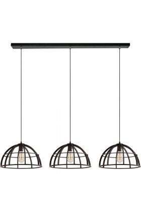 Freelight Ferro H5233G hanglamp zwart