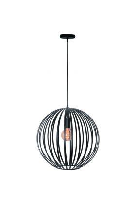 Freelight Tres H7750Z hanglamp zwart