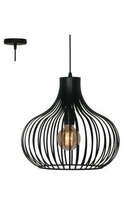 Freelight Aglio H7842Z hanglamp zwart