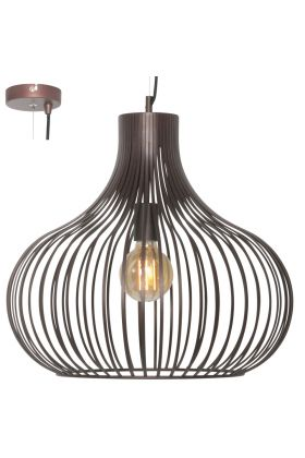 Freelight Aglio H7843B hanglamp bruin