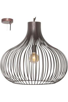 Freelight Aglio H7844B hanglamp bruin
