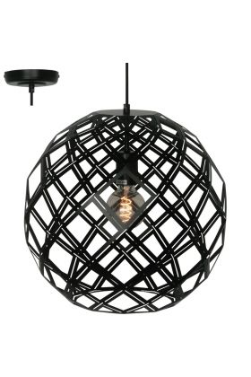 Freelight Emma H9530Z hanglamp zwart