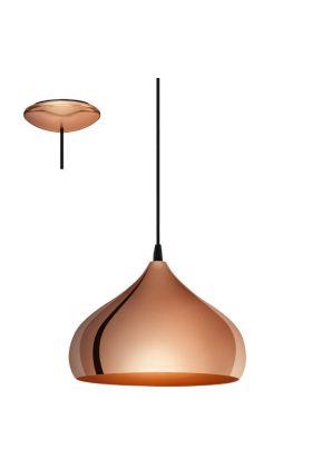Eglo Hapton 49449 hanglamp koper