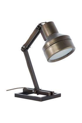 Brillaint Hardwork 99037/46 tafellamp zwart