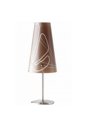 Brilliant Isi 02747/23 tafellamp bruin
