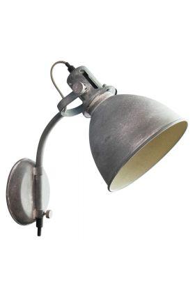 Brilliant Jesper 23710/70 wandlamp beton