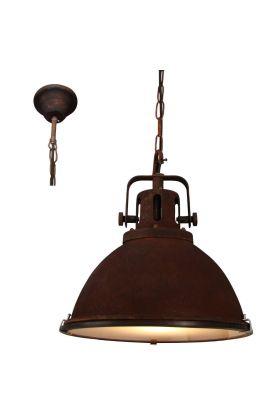 Brilliant Jesper 23772/55 hanglamp roest