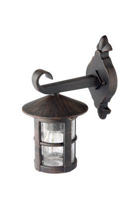 Brilliant Jordy 45582/60 wandlamp roest