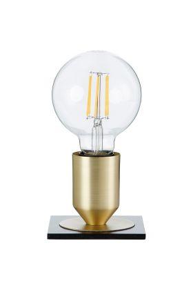Brilliant Kandler 99064/78 tafellamp messing