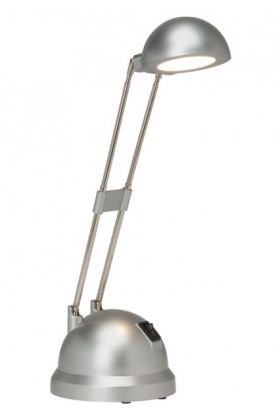 Brilliant Katrina G94816/11 bureaulamp grijs