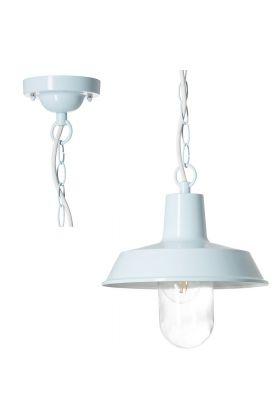 Brilliant Kilkenny 96346/03 hanglamp blauw