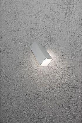 Konstsmide Imola 7933-310 wandlamp zilver