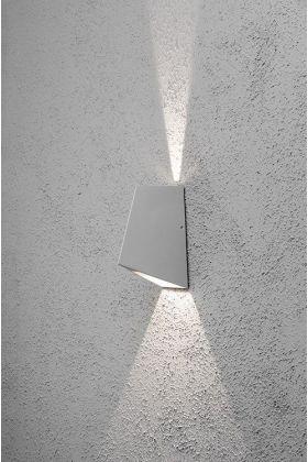 Konstsmide Imola 7928-310 wandlamp zilver