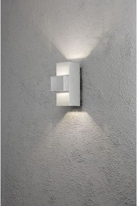 Konstsmide Imola 7934-310 wandlamp zilver