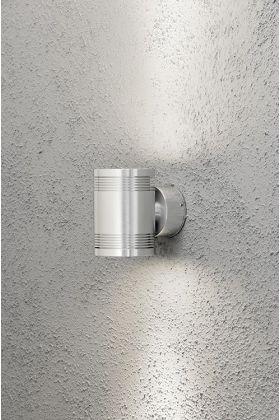 Konstsmide Monza 7931-310 wandlamp aluminium